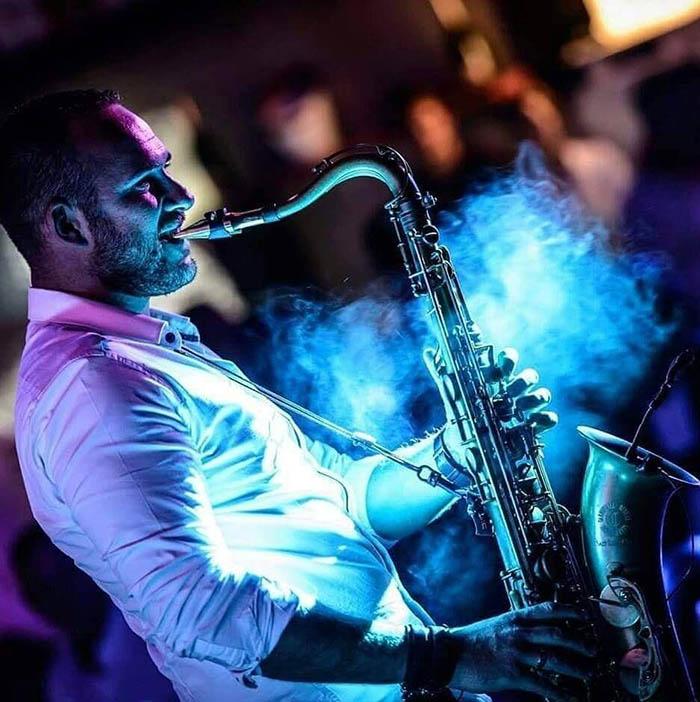 saxophoniste
